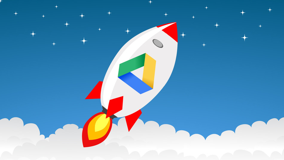 Google Drive upload bash script